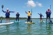 Asal Mula Olahraga Stand Up Paddle di Indonesia