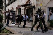 Baku Tembak Polisi dengan Militan di Hotel Mewah di Kenya, 14 Tewas