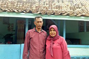Benny dan Siti, Kisah Lulusan SD Dampingi Anak S2 di UGM dan Amerika