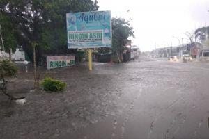 Malang Tergenang Air Hujan, Wali Kota Minta Maaf