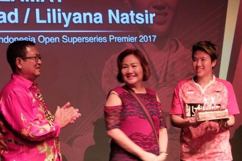 Liliyana Pastikan Pensiun Usai Asian Games