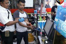 Seorang Pria Bobol 2 Minimarket Dalam Semalam
