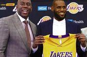 Durant Puji Keputusan LeBron James Pindah ke LA Lakers
