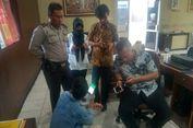 """Polisi Tangkap Pengemudi Ojek Online Pengguna """"Tuyul"""" di Palembang"""