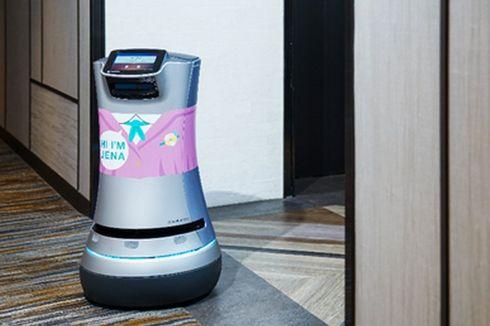 Hotel di Singapura Luncurkan Layanan Robot