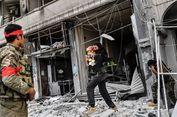Milisi Dukungan Turki Lakukan Penjarahan di Kota Afrin