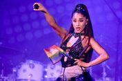 Edisi Halloween, Ariana Grande dan James Corden Masuk Rumah Berhantu