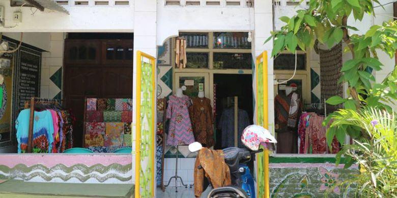 Rute Belanja dan Belajar Batik, dari Jakarta sampai Madura