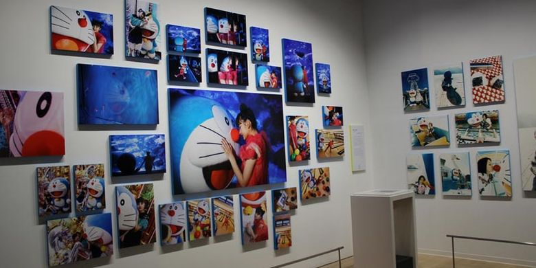 The Doraemon Exhibition 2017 merupakan pameran karya seni bertema Doraemon yang digelar di Mori Arts Center Gallery, Tokyo, Jepang, mulai 1 November 2017 sampai 8 Januari 2018.