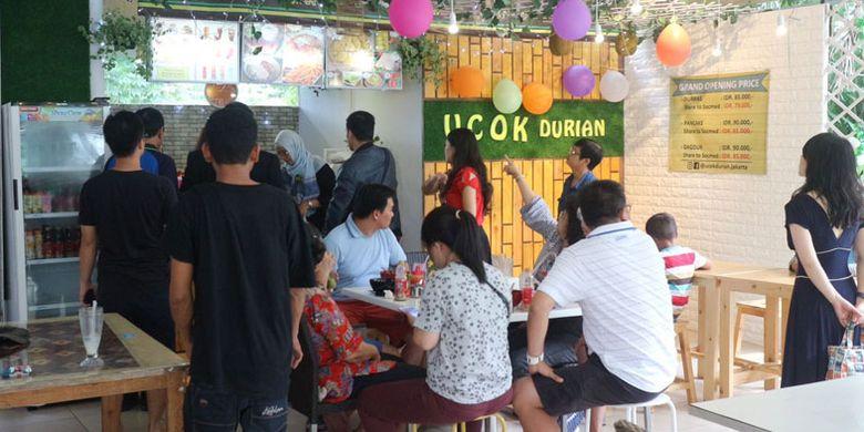 ucok durian hadir di jakarta ada promo mulai rp 85 000 rh travel kompas com