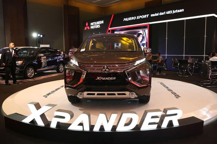 Mitsubishi luncurkan dua varian baru Xpander di Medan