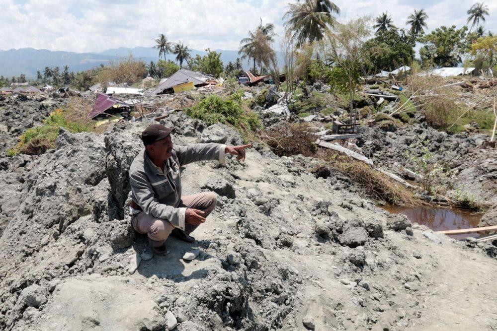 5.000 Orang Masih Tertimbun di Palu dan Kesaksian tentang Orang Hilang Ditelan Bumi