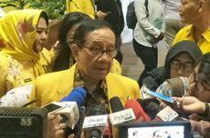 Akbar Tanjung: Kalau 2004 Golkar Pernah Jadi Pemenang, Insya Allah 20 Tahun Kemudian Juga Bisa