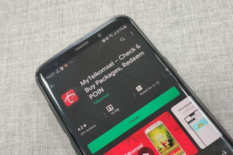 Beli Pulsa Telkomsel Sekarang Bisa Dengan Gopay