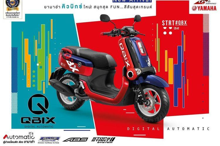Yamaha Qbix