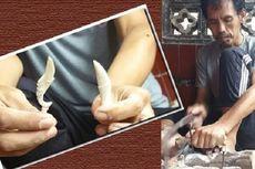 Dari Tulang Bekas Kuah Bakso, Dadi Raup Omzet Belasan Juta Rupiah