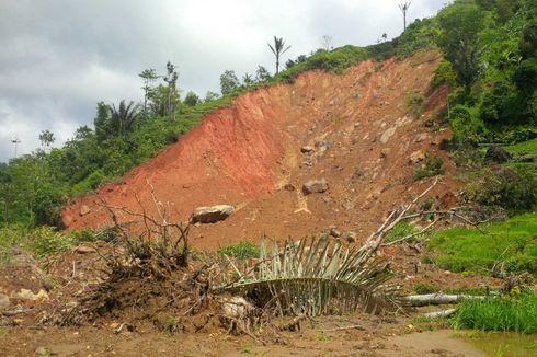 Khawatir Bencana Longsor, 100 Warga Cisolok Sukabumi Mengungsi