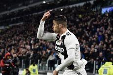 Hasil Juventus Vs SPAL, Cristiano Ronaldo Samai Legenda Klub