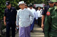 Presiden Myanmar Imbau Rakyatnya Tak Memilih Partai Pimpinan Aung San Suu Kyi