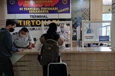Terminal Tirtonadi Solo Siapkan Tes GeNose untuk Penumpang Bus AKAP