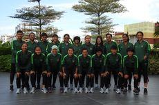 Lelang Jersey Lawan Virus Corona, Pesepak Bola Putri Indonesia  Raup Rp 61,7 Juta