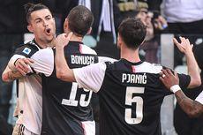 Juventus Vs Fiorentina, Ada Catatan Unik dari Penampilan Ke-50 Ronaldo
