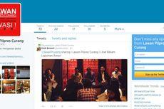 Lawan Kecurangan Pemilu lewat Media Sosial