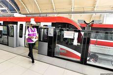 Sistem Persinyalan Kereta Tanpa Masinis LRT Jabodebek Ditargetkan Selesai Akhir 2021