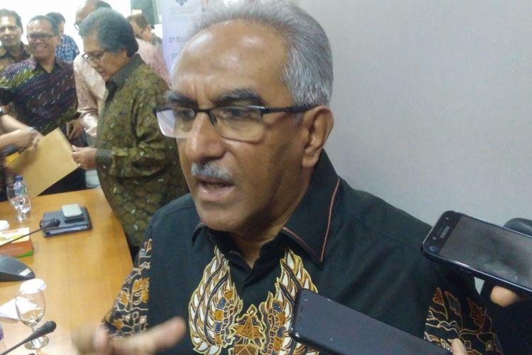 Ketua Komite Tetap Timur Tengah Kadin Indonesia, Mohammad Bawazeer.