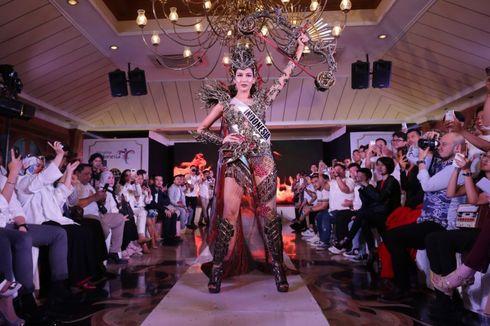 Puteri Indonesia Frederika Alexis Cull Masuk 10 Besar Miss Universe 2019