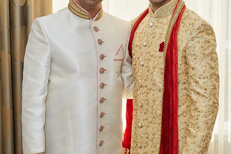 Ilustrasi Sherwani