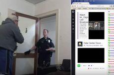 Sedang Siaran Langsung, Gamer Ditahan Polisi dan Dirampok