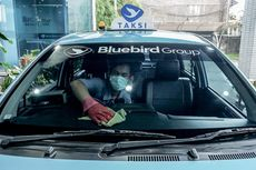 PSBB Transisi, Operator Taksi Perketat Protokol Kesehatan Para Sopir