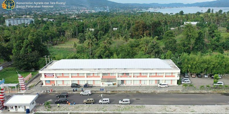 Kawasan Ekonomi Khusus (KEK) Kota Bitung, Provinsi Sulawesi Utara.