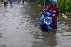 Jakbar Banjir, Sudin Perhubungan Lakukan Rekayasa Lalu Lintas