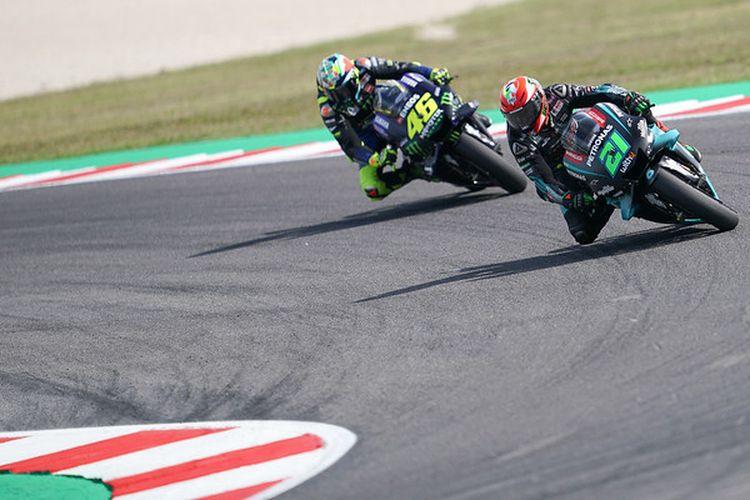 Rossi dan Quartararo