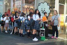 Serunya Berburu Karakter BT21 di Line Friends Store Harajuku