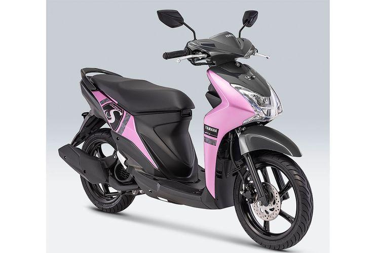 Yamaha perkenalkan pembaruan pada skutik Mio S
