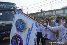 Perum PPD Luncurkan Tiga Trayek Baru dari Stasiun Bogor ke Jakarta