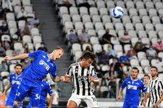 Hasil Juventus Vs Empoli - Ditinggal Ronaldo, Bianconeri Kalah Lawan Tim Promosi