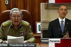 Berbaikan dengan Kuba, Gedung Putih Mungkinkan Kunjungan Castro ke Amerika