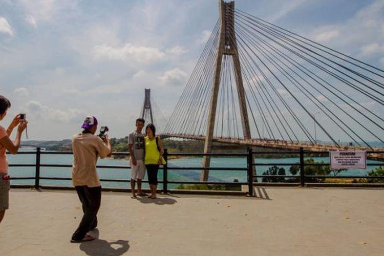 Jembatan Barelang Golden Gate Indonesia Peninggalan Bj