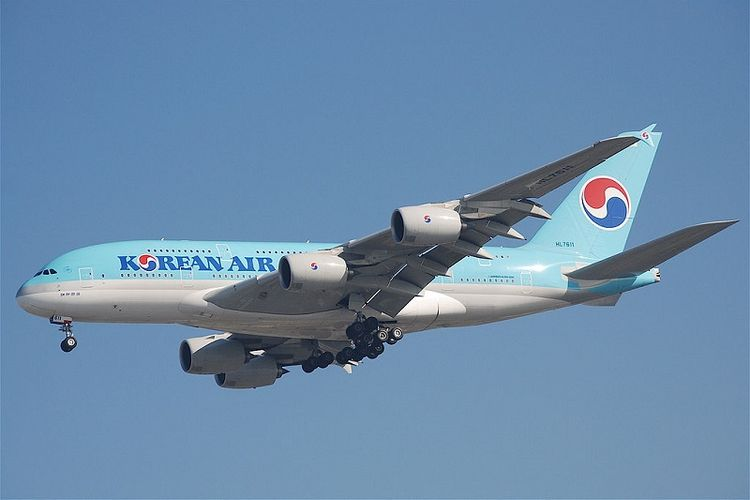 Korean Air.