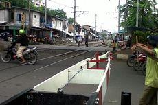 508 Pelintasan KA dari Tegal sampai Semarang Tak Berpalang Pintu