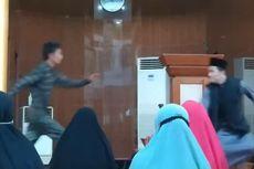 Penyerang Ustaz Abu Syahid Chaniago Ditangkap Ibu-ibu Jemaah, Petugas Masjid: Jawaban Pelaku Melantur
