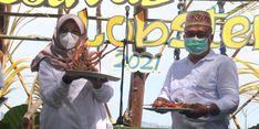 Gelar Festival Lobster di Banyuwangi, KKP Ingin Tingkatkan Produksi Lobster Nasional