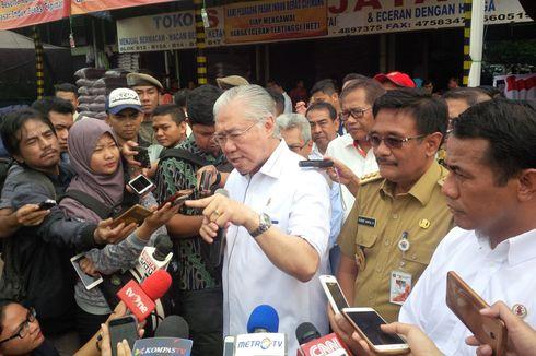 Djarot Terlambat dan Bikin Dua Menteri Menunggu