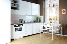 5 Tips Menata Dapur Kecil agar Lebih Efisien dan Praktis Saat Memasak