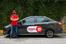 AirAsia Luncurkan Layanan Taksi Online Pesaing Grab