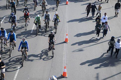 Amankah Bersepeda Secara Berkelompok? Ini Kata Ahli